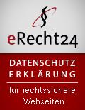 Siegel zum Datenschutz reibeisenhaut.info